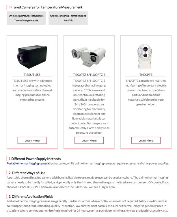 thermal ultraviolet gas imaging - 4