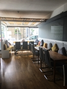 recently refurbished smokehouse restaurant - 1