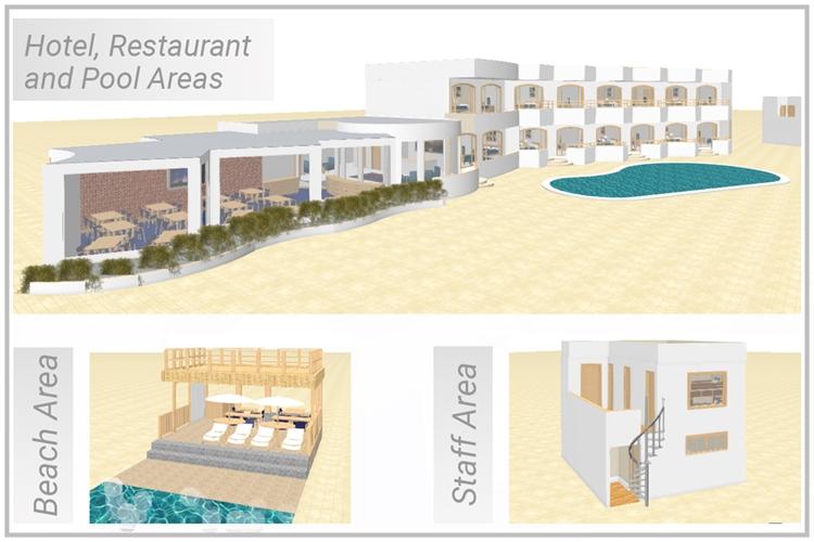 red sea beachside hotel - 14