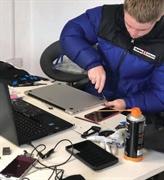 established gadget repair franchise - 2