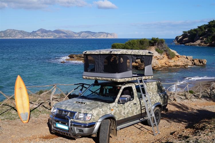 successful rental campervan motorhome - 15