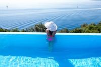 sea view pool very - 1