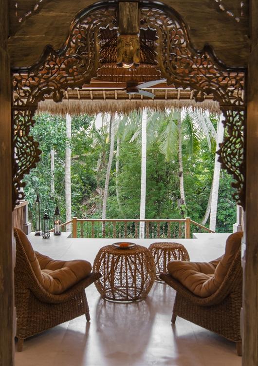 designer villa ubud bali - 4