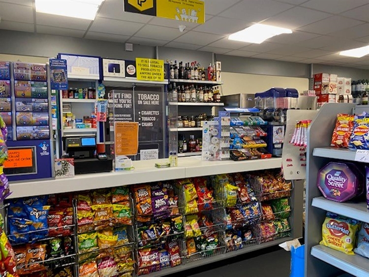 leasehold convenience store off - 7
