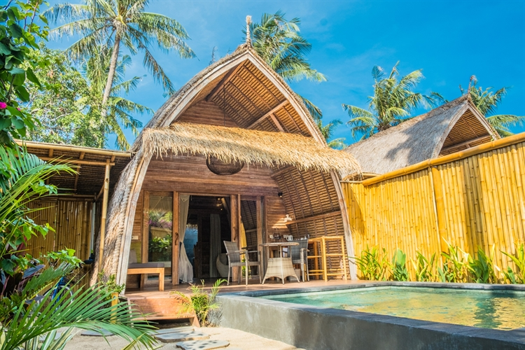 boutique hotel with private - 6