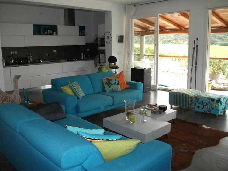sardinian villa with 2 - 7