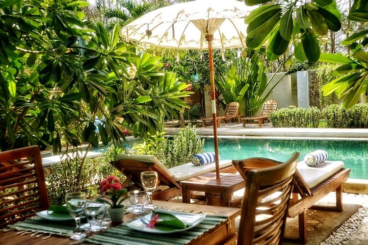 private four bedroom villa - 5