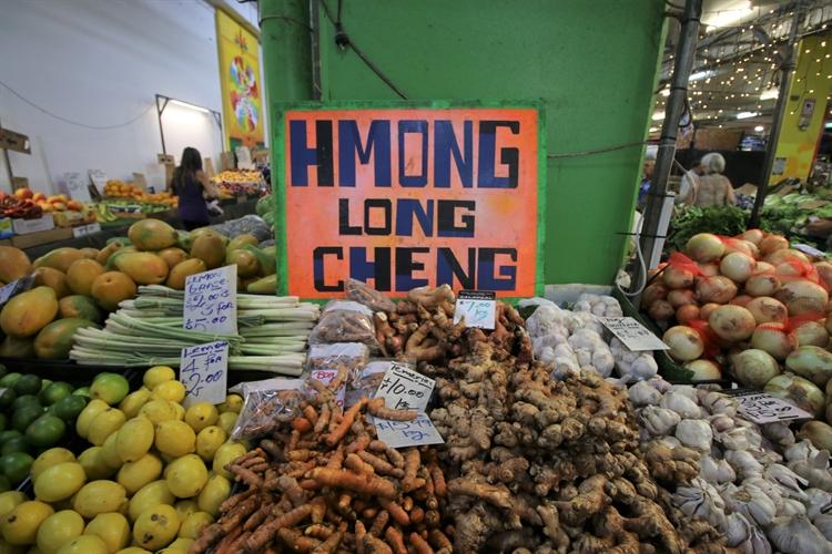 fresh produce market stall - 10