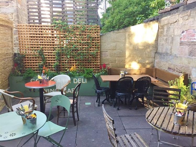 established cafe deli wine - 9
