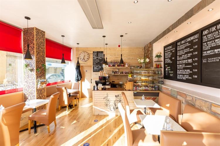 sold beautiful bearsden cafe - 4