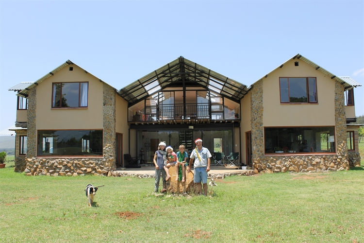 guest farm drakensberg with - 8