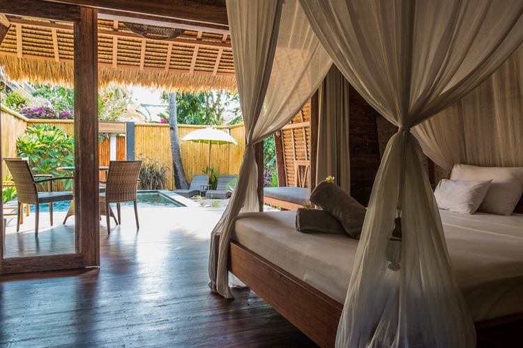 boutique hotel with private - 8