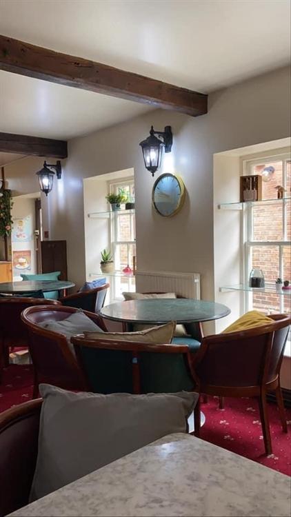 recently refurbished tearooms pontefract - 5