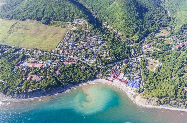 large eco resort complex - 15