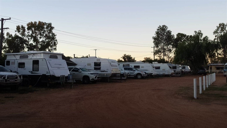 freehold caravan park charleville - 7