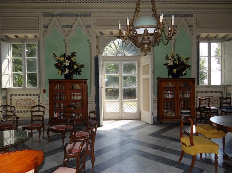 historic villa lucca for - 13