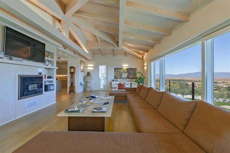 modern luxury villa tuscany - 8