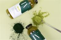 natural bottled matcha beverage - 1