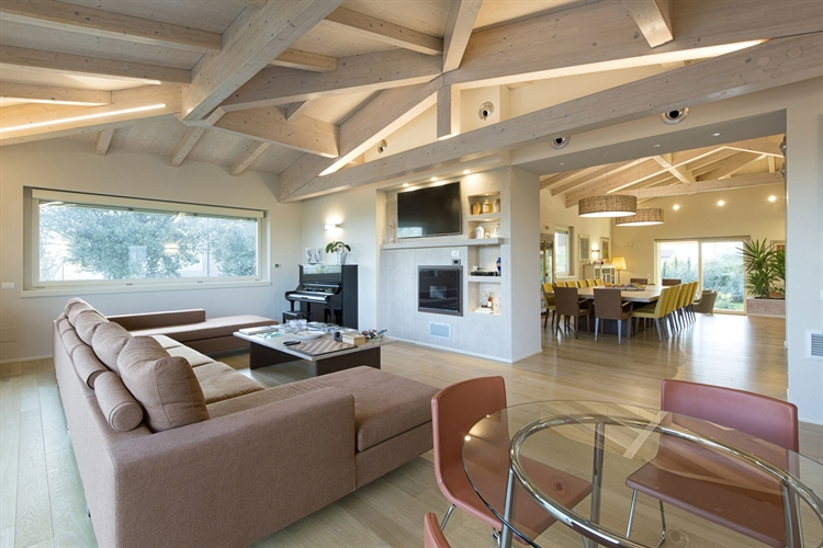 modern luxury villa tuscany - 6