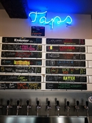 craft beers gin bar - 2