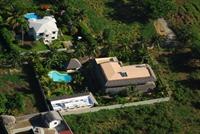 Birds-eye View of Property