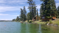 waterfront rv park cabins - 1
