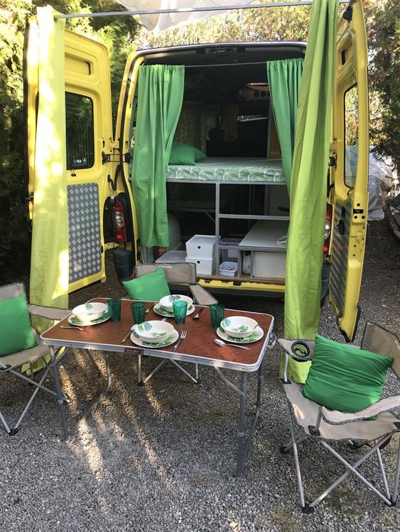 successful rental campervan motorhome - 13