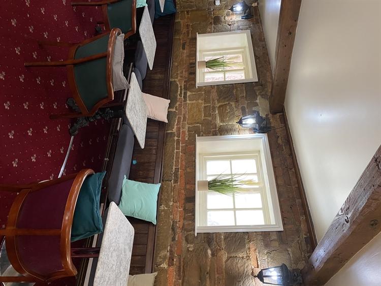 recently refurbished tearooms pontefract - 4