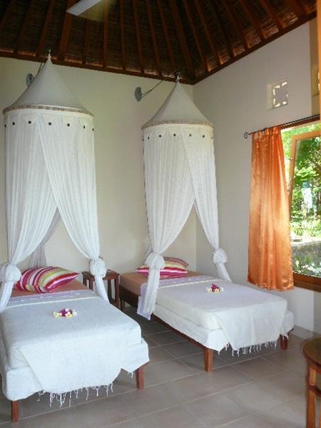 lush green bungalow resort - 13