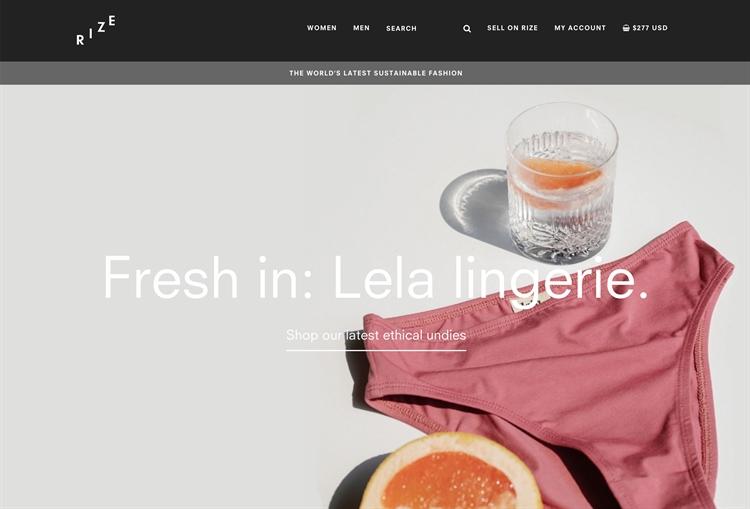 online sustainable fashion platform - 6