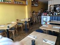 modern pizza restaurant cafe - 2