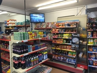 convenience store newsagent off-license - 2
