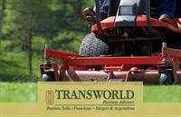 residential landscaping business orange - 1