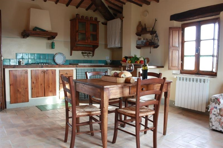 farm with vineyard montalcino - 7