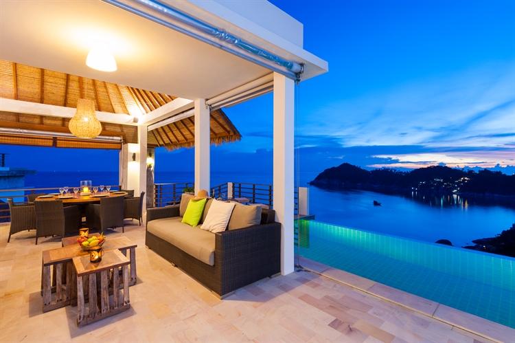 successful luxury pool villas - 7