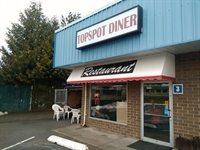 topspot diner on the - 1
