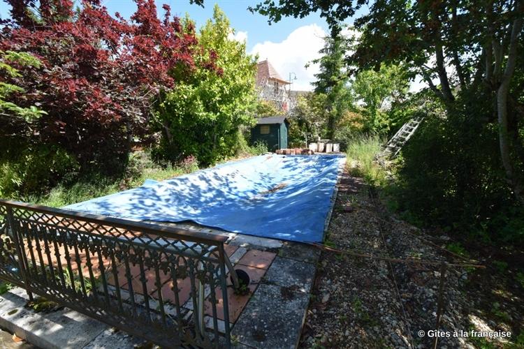 winemaker's house gite pool - 14