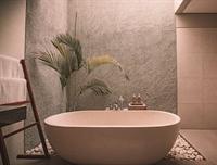wall finish limestone plaster - 1
