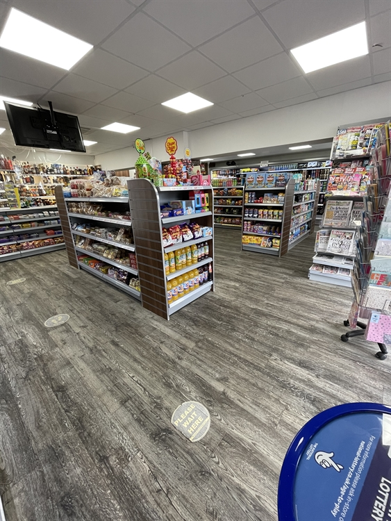 convenience store with off-license - 11