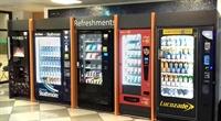 established vending machine business - 1