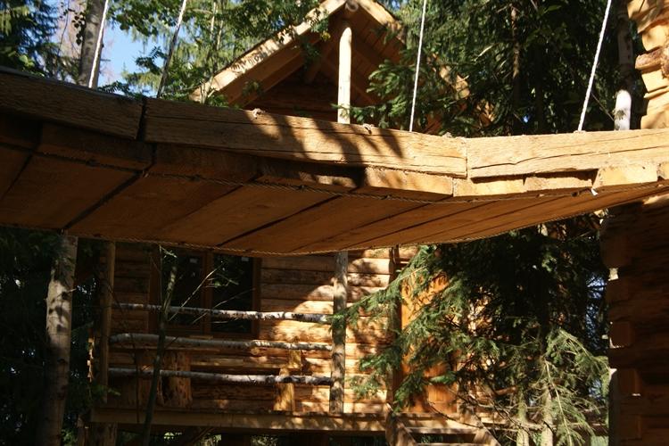 trees houses park suceava - 6