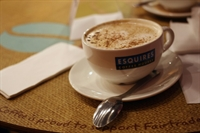 successful esquires coffee business - 1
