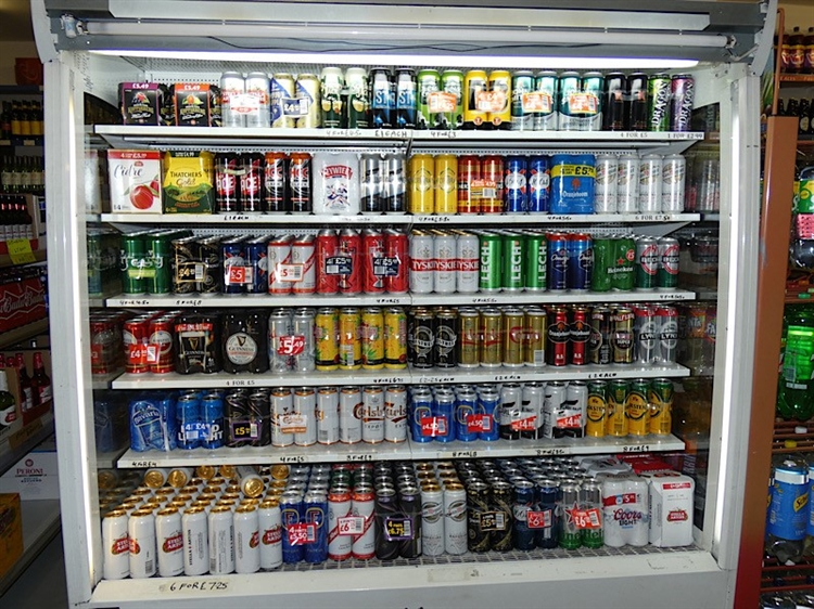 pure off licence for - 4