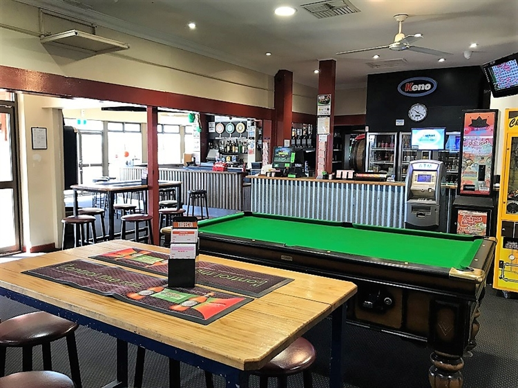 roseworthy hotel lease great - 9