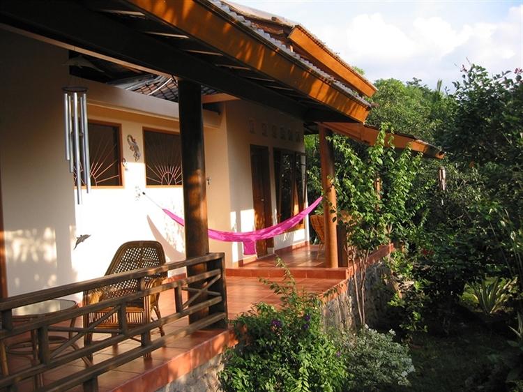 lush green bungalow resort - 8