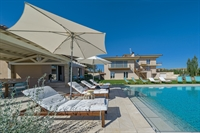 modern luxury villa tuscany - 2