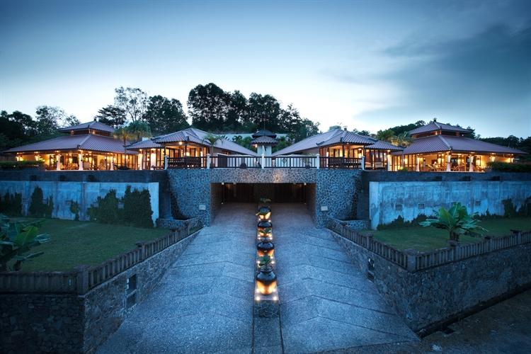 luxury rental villas batam - 15