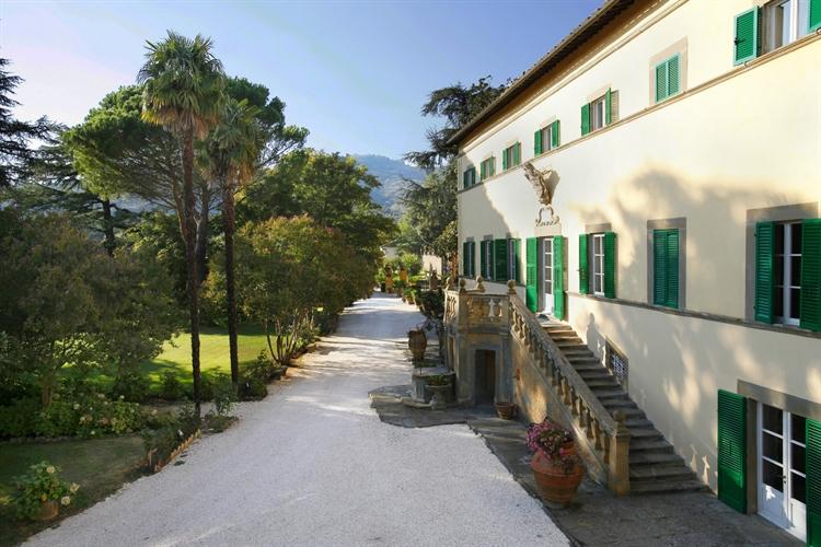 luxury holiday villa cortona - 5