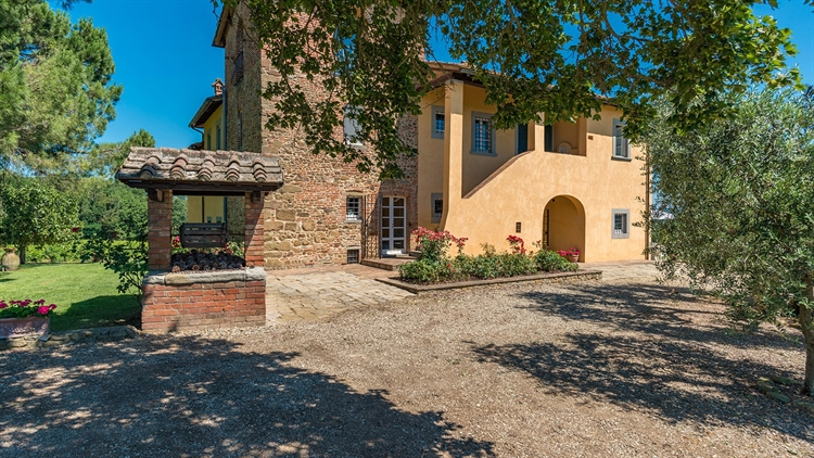 tuscan villa with swimming - 5
