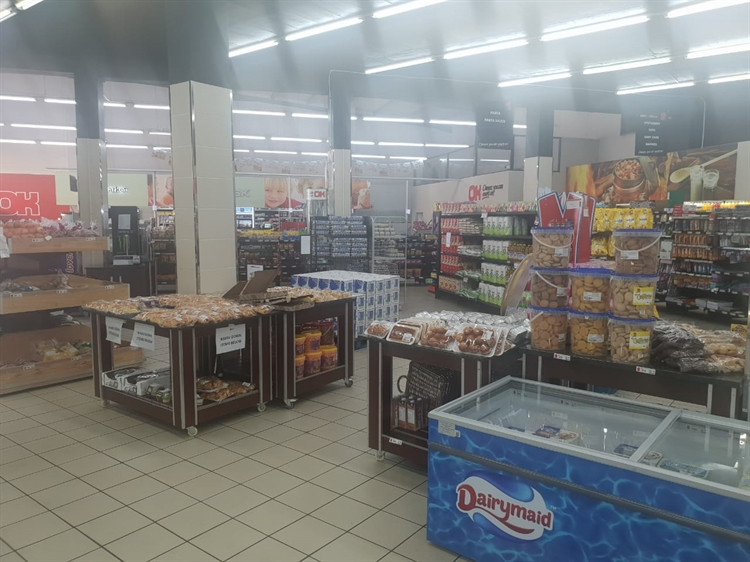 well located foods retailers - 9